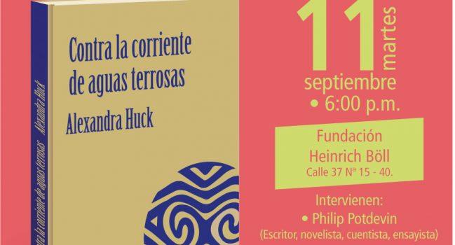Presentación en Bogotá el 11 de septiembre 2018