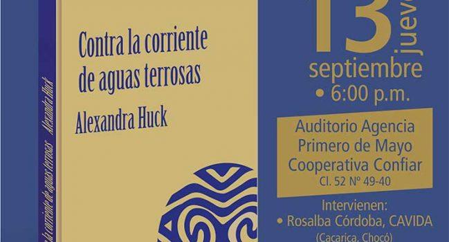 Presentación en Medellín el 13 de septiembre 2018