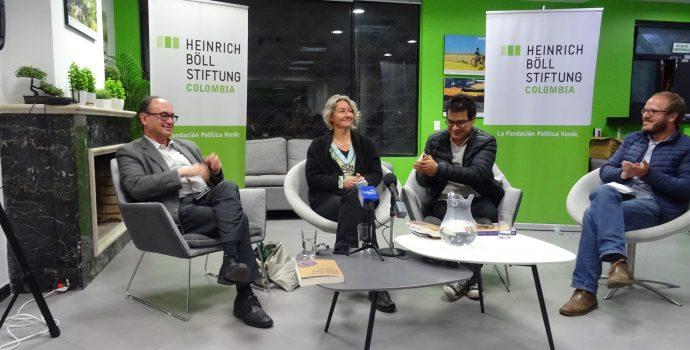 Video de la presentación en Bogotá el 11-09-2018